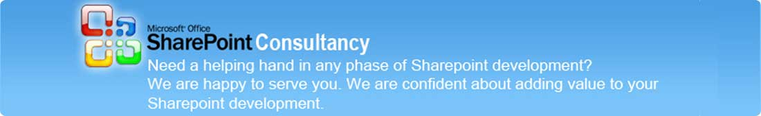 Microsoft SharePoint  Consultancy